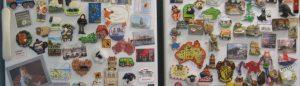 Магниты на холодильник. Изготовление в Новосибирске.