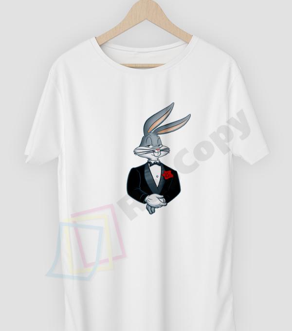 """Футболка с принтов """"Bugs Bunny"""""""